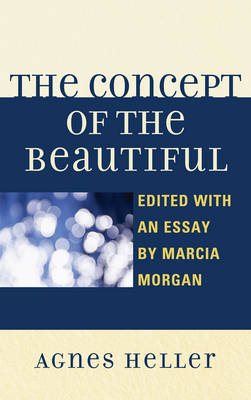 The Concept of the Beautiful (Hardback)