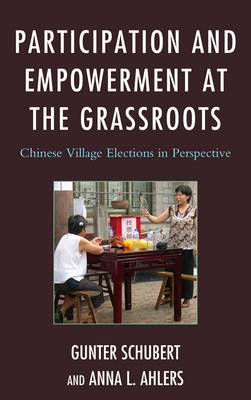 Participation and Empowerment at the Grassroots: Chinese Village Elections in Perspective - Challenges Facing Chinese Political Development (Hardback)