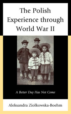 The Polish Experience through World War II: A Better Day Has Not Come (Hardback)