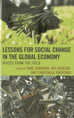 Lessons for Social Change in the Global Economy: Voices from the Field (Hardback)