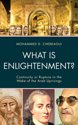 What Is Enlightenment?: Continuity or Rupture in the Wake of the Arab Uprisings (Hardback)