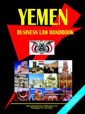 Yemen Business Law Handbook (Paperback)