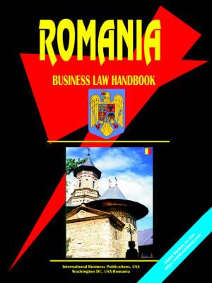 Romania Business Law Handbook (Paperback)