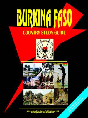 Burkina Faso Country Study Guide (Paperback)