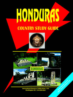 Honduras Country Study Guide (Paperback)