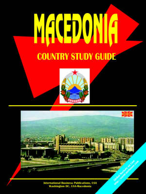 Macedonia Country Study Guide (Paperback)