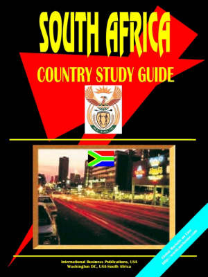 South Africa Country Study Guide (Paperback)