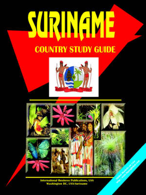 Suriname Country Study Guide (Paperback)
