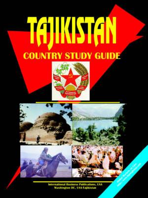 Tajikistan Country Study Guide (Paperback)