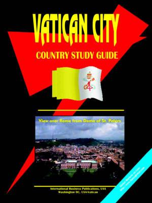 Vatican City Country Study Guide (Paperback)