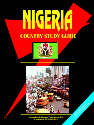 Nigeria Country Study Guide (Paperback)