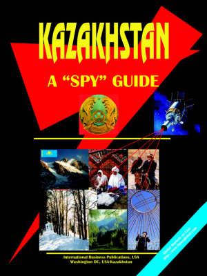 Kazakhstan a Spy Guide (Paperback)