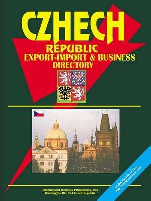 Czech Export-Import and Business Directory (Paperback)