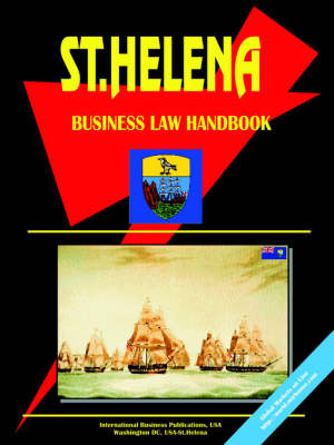 St Helena Business Law Handbook (Paperback)