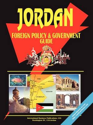 Jordan Foreign Policy and Government Guide (Paperback)