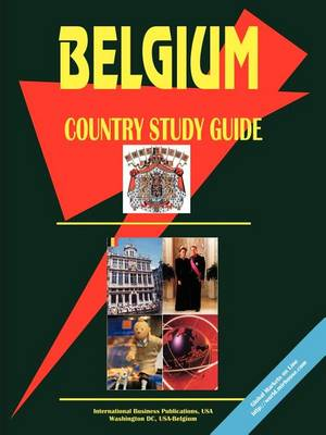 Belgium Country Study Guide (Paperback)