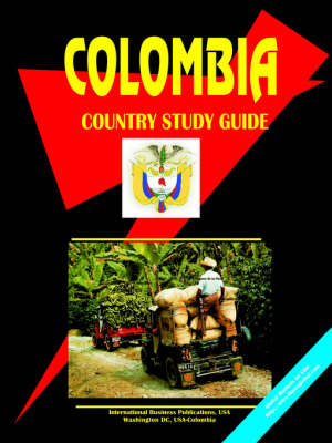 Colombia Country Study Guide (Paperback)