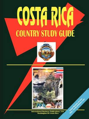Costa Rica Country Study Guide (Paperback)