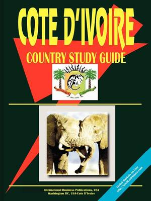 Cote D'Ivoire Country Study Guide (Paperback)