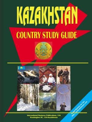 Kazakhstan Country Study Guide (Paperback)