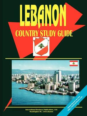 Lebanon Country Study Guide (Paperback)