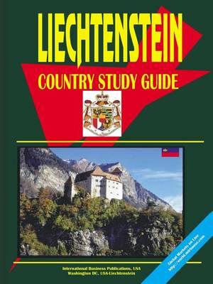 Liechtenstein Country Study Guide (Paperback)