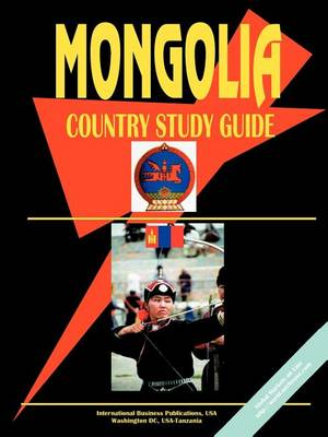 Mongolia Country Study Guide (Paperback)