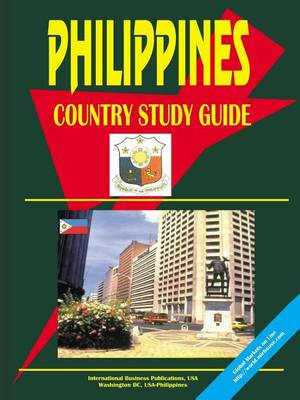 Philippines Country Study Guide (Paperback)