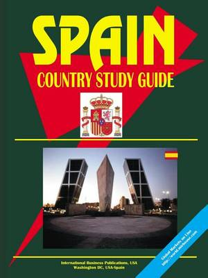 Spain Country Study Guide (Paperback)