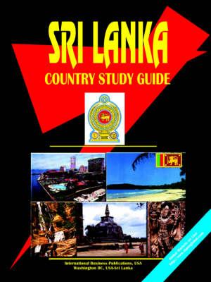 Sri Lanka Country Study Guide (Paperback)