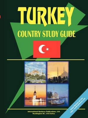 Turkey Country Study Guide (Paperback)