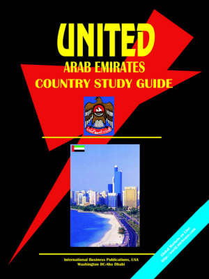 United Arab Emirates Country Study Guide (Paperback)
