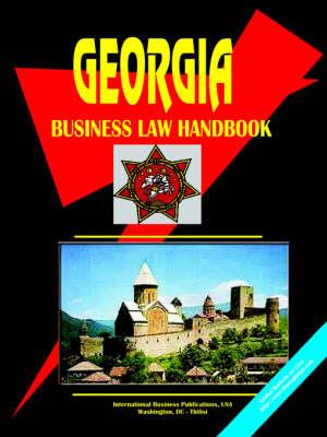 Georgia Business Law Handbook (Paperback)