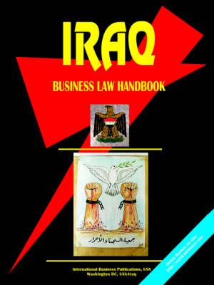 Iraq Business Law Handbook (Paperback)