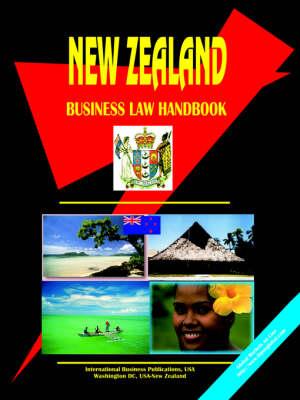 New Zealand Business Law Handbook (Paperback)