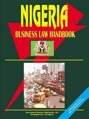 Nigeria Business Law Handbook (Paperback)
