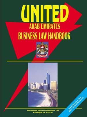 United Arab Emirates Business Law Handbook (Paperback)