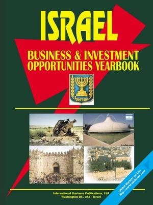 Israel Business and Investment Opp Yearbook (Paperback)