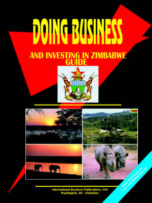 Doing Business and Investing in Zimbabwe (Paperback)