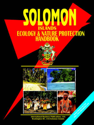 Solomon Islands Ecology and Nature Protection Handbook (Paperback)