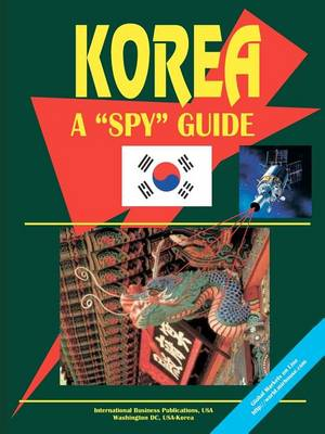 Korea South a Spy Guide (Paperback)