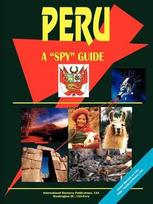 Peru a Spy Guide (Paperback)