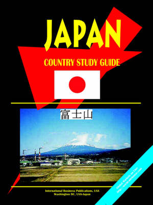 Japan Country Study Guide (Paperback)