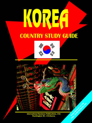 Korea South Country Study Guide (Paperback)