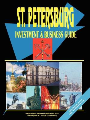 St. Petersburg Investment & Business Guide (Paperback)