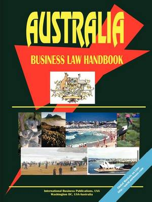 Australia Business Law Handbook (Paperback)