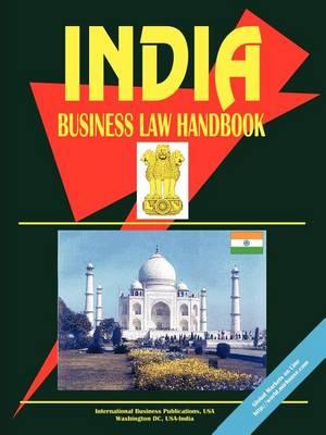 India Business Law Handbook (Paperback)