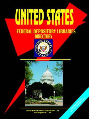 US Federal Depository Libraries Directory (Paperback)