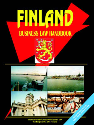 Finland Business Law Handbook (Paperback)