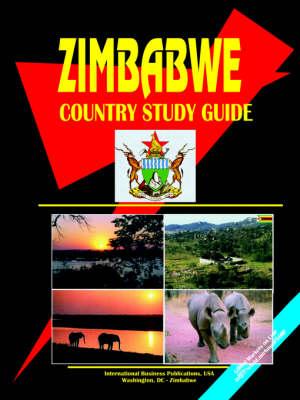Zimbabwe Country Study Guide (Paperback)